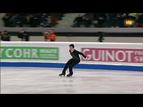 Patrick Chan - World  Figure Skating Championship 2010 Torino - LP