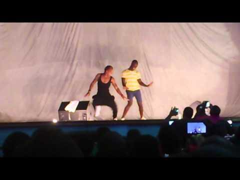 Calado Show E Fabio Dance No Lobito.mp4 video