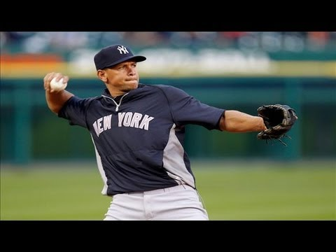 Does A-Rod Have a Future With the Yankees?