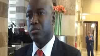 Aly Gouille Ndiaye - Ministre de l'Energie et des Mines