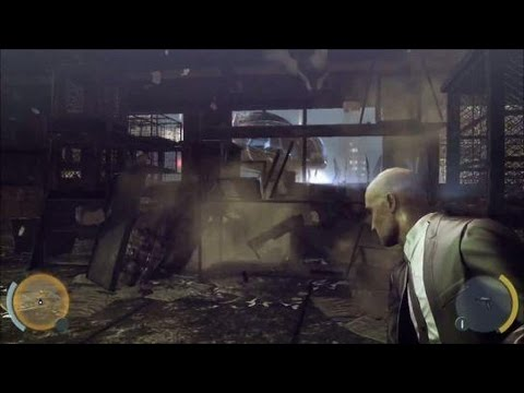 Agent 47 Gameplay Hitman Absolution Agent 47
