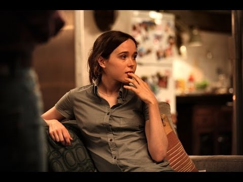 Ellen Page - To Rome With Love interview
