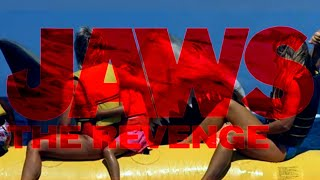 JAWS the revenge banna boat scene(most viewed video)