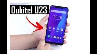 "OUKITEL U23 6.18"" Notch Display, 6GB RAM"
