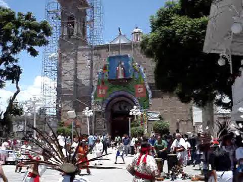 San Pedro Xalostoc fiesta patronal 2009