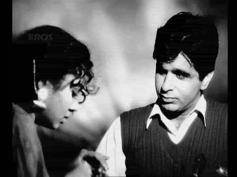 Dilip Kumars encounter with Nimmi- Amar