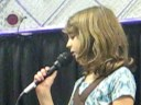 Natalie Lynn Wilson (8) singing Taylor Swift