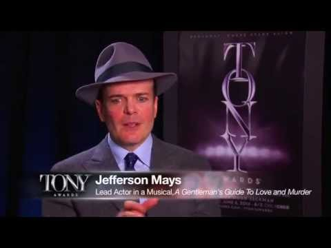 2014 Tony Awards Meet the Nominees: Jefferson Mays