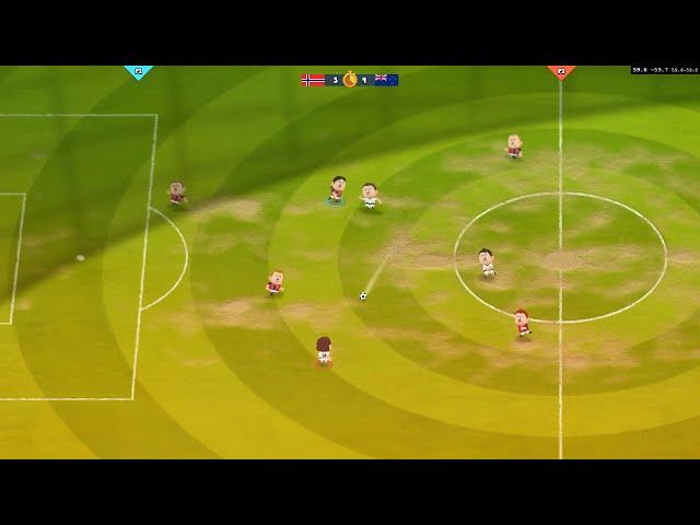 Руководство запуска: Kopanito All-Stars Soccer по сети