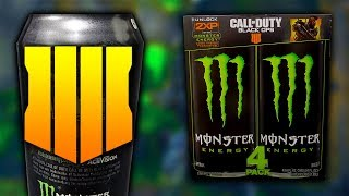 Black Ops 4 MONSTER ENERGY 2XP PROMOTION
