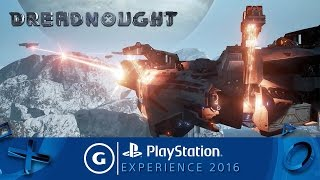 Dreadnought PS4 Reveal Trailer | PSX 2016