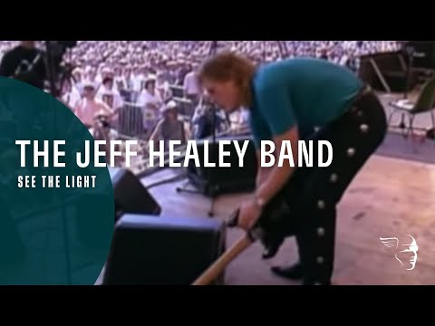 The Jeff Healey Band - See The Light (from