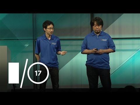 Android Meets TensorFlow: How to Accelerate Your App with AI (Google I/O ... (05月21日 19:45 / 21 users)