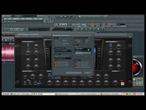 FL Studio - Creative Soundblaster Audigy SE