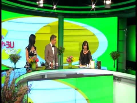 Армения Vision на канале Армения TV Менеджер Асатрян Лилит.