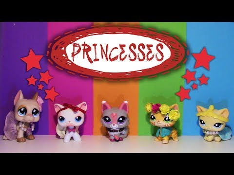 LPS: TRY NOT TO LAUGH #8 (DISNEY PRINCESSES 2)