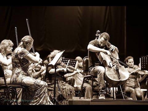 Camille Saint-Saens Concerto №1  PSO Smirnov Andrianov К. Сен-Санс  Концерт №1   Смирнов Андрианов