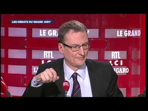 Le Grand Jury du 23 février 2014 - Arnaud Montebourg et Marine Le Pen - 2e partie