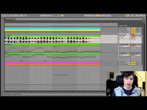 Ableton Live 9 Audio to MIDI vs. Melodyne