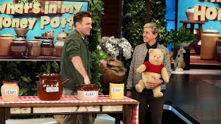 Ewan McGregor Plays 'What's in My Honey Pot?'