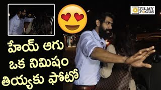Rana Daggubati Spotted with Bollywood Actress