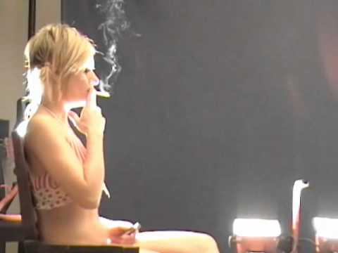 Abigail Smoking Camel Filterless