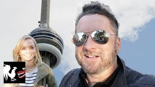 Burnie Vlog: Streamys, Edgewalk, and Barenaked Ladies