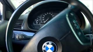 BMW 320i E46 2001/2002