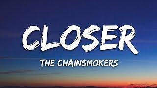 Download lagu The Chainsmokers - Closer (Lyrics) ft. Halsey
