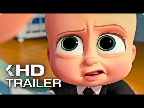 THE BOSS BABY Trailer 2 (2017)