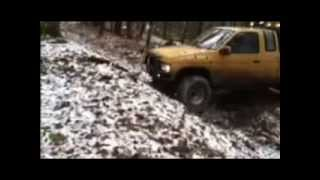 Nissan Pickup MD21 Offroad