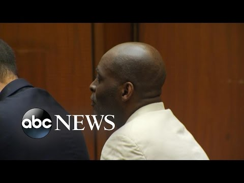 'Shield' Actor Michael Jace Guilty of Murder in Wife's Death