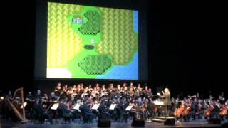 "Final Fantasy: Distant Worlds - ""Chocobo"" [México Tour 2014]"