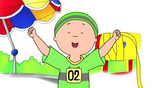 Ruca em português | Ruca e a Maratona | Caillou Episódio Completo | Nova Temporada