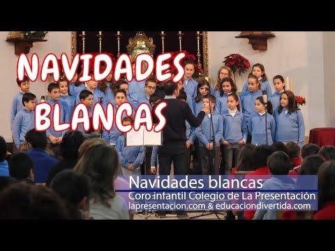 Navidades blancas - Coro infantil de La Presentación de Guadix