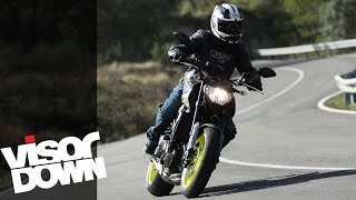Yamaha MT-09 2016 review | Visordown road test