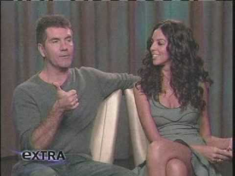 Simon Cowell and Terri Seymour in a Bizarre Interview about split 1
