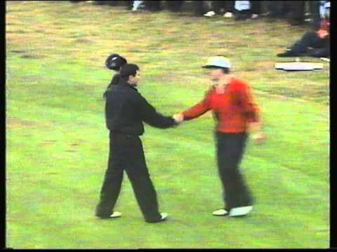 36th Walker Cup - August 1997 (5 mins from BBC Sport)