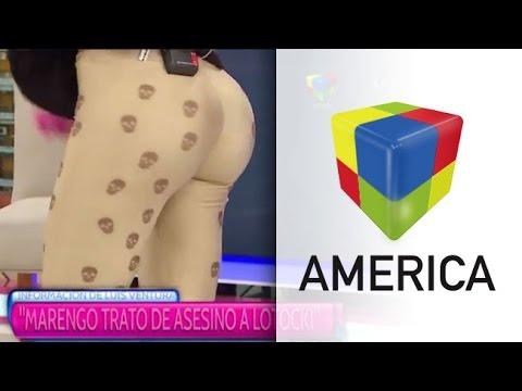 Mónica Farro defendió al Dr. Lotocki con su cola