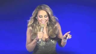 Mariah Carey - Christmas in New York (New Christmas Song Live Freestyle)