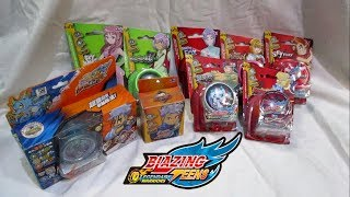 Yoyo Blazing Teens The Legendary Warrior - My Collection