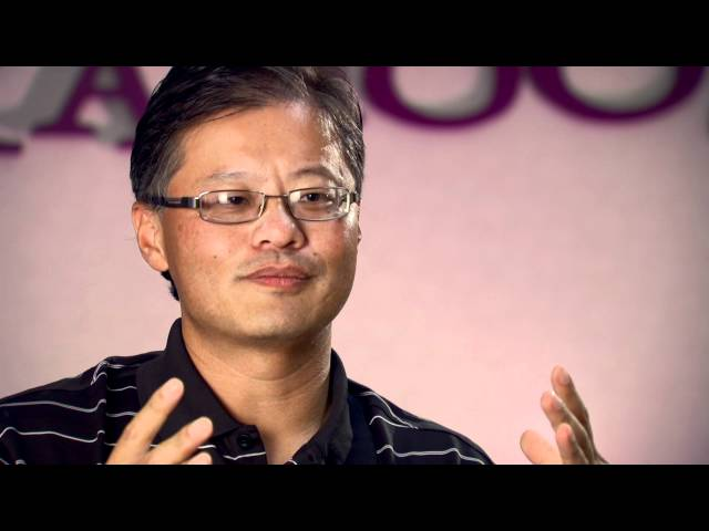 Tradition of Innovation: Jerry Yang, Yahoo!