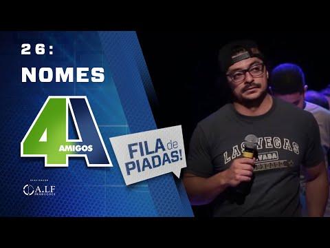 NOMES - FILA DE PIADAS - #26 thumbnail