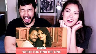 FILTERCOPY: WHEN YOU FIND THE ONE   Reaction w/ Alazay!