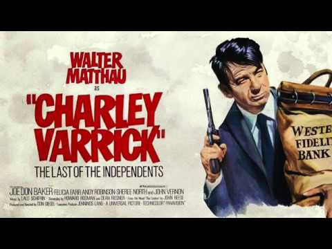 Charley Varrick Steals A Page Out Of Sun Tzu's Playbook--film Review!