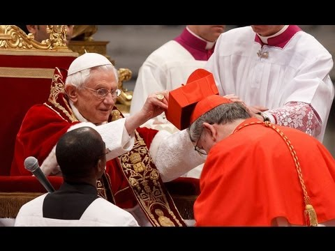 Consistory for the Creation of New Cardinals
