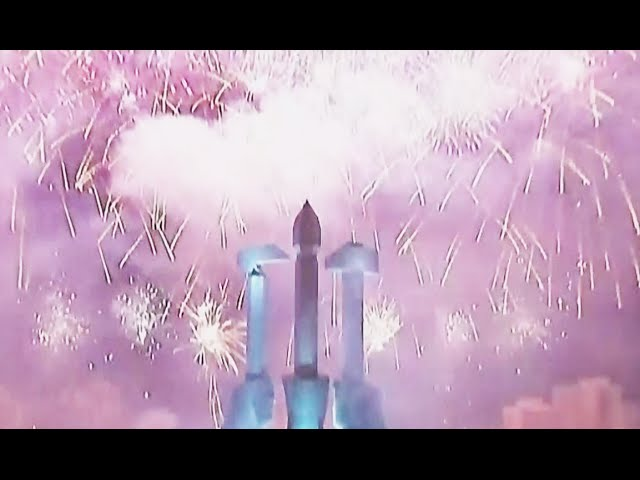 Victory Day in Pyongyang: Massive fireworks mark Korean War ceasefire anniversary