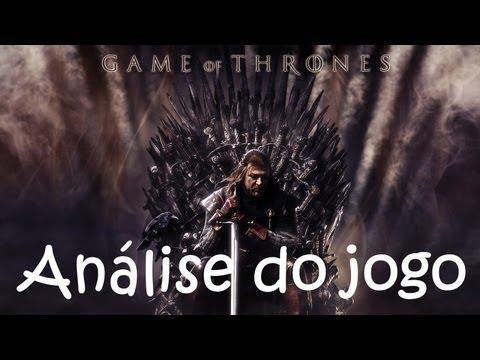 Game of Thrones (Xbox 360) - Análise com comentários PT-BR