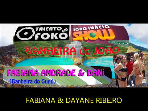 FABIANA ANDRADE, DAYANA RIBEIRO, AS TIGRESAS + Bartozinho e Natinho da Ginga BANHEIRA DO JOAO thumbnail