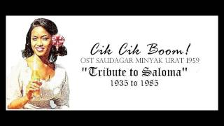 Tribute to Saloma